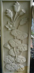 Ornament batu alam cirebon